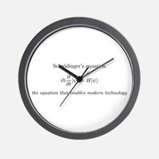 Unique Electron Wall Clock