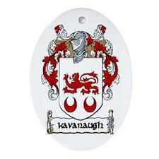 Kavanaugh Arms Keepsake Ornament