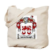 Kavanaugh Arms Tote Bag