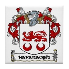 Kavanaugh Arms Ceramic Tile