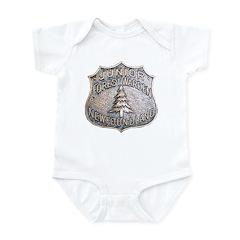 Newfoundland Junior Warden Infant Bodysuit