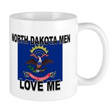 North Dakota Loves Me Mug