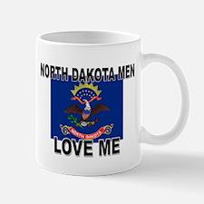 North Dakota Loves Me Mug