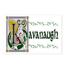 Kavanaugh Celtic Dragon Postcards (Package of 8)