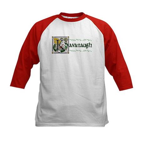 Kavanaugh Celtic Dragon Kids Baseball Jersey