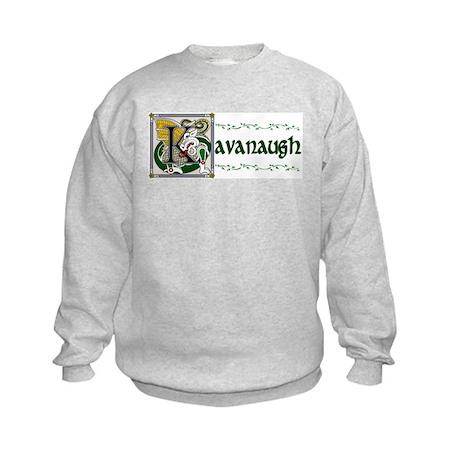 Kavanaugh Celtic Dragon Kids Sweatshirt