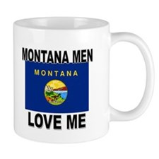 Montana Loves Me Mug
