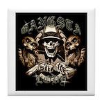 Gangsta Love Tile Coaster