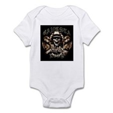 Gangsta Love Infant Bodysuit