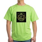 Gangsta Love Green T-Shirt