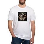 Gangsta Love Fitted T-Shirt