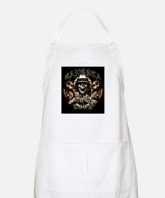 Gangsta Love BBQ Apron