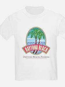 Retro Daytona Beach - T-Shirt