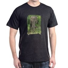 Elephant in Bush T-Shirt