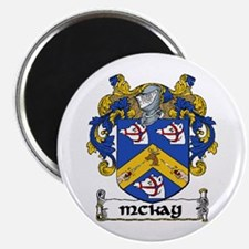 """McKay Coat of Arms 2.25"""" Magnet (10 pack)"""