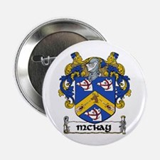 "McKay Coat of Arms 2.25"" Button (10 pack)"