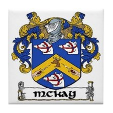 McKay Coat of Arms Ceramic Tile