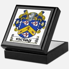 McKay Coat of Arms Keepsake Box