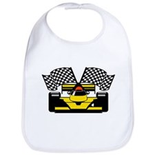 YELLOW RACECAR Bib