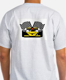 YELLOW RACECAR T-Shirt