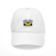YELLOW RACECAR Baseball Cap