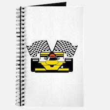 YELLOW RACECAR Journal