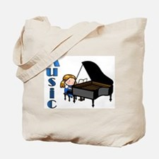 Music Tote Bag
