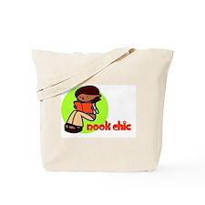 Book Chic Tote Bag