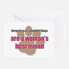 Bergamasco Shepherd Dogs woman's best friend Greet
