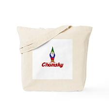 Gnome Chomsky Tote Bag