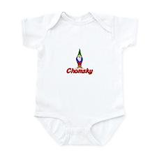 Gnome Chomsky Infant Bodysuit