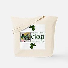 McKay Celtic Dragon Tote Bag