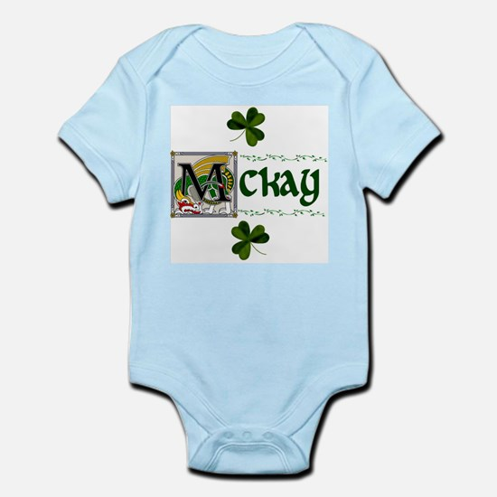 McKay Celtic Dragon Infant Creeper