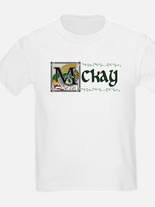 McKay Celtic Dragon Kids T-Shirt