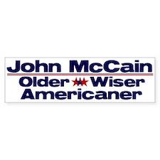 Americaner Bumper Bumper Sticker