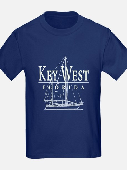 Key West Sailboat - T