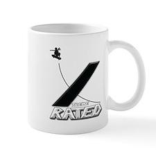 Xtreme Rated-Skater Girl Mug