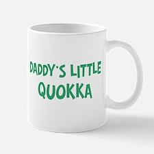 Daddys little Quokka Mug