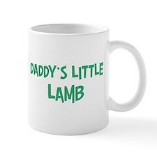 Daddys little Lamb Mug