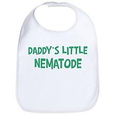Daddys little Nematode Bib