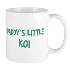 Daddys little Koi Mug