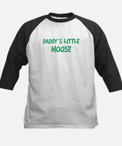 Daddys little Moose Tee