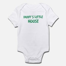 Daddys little Moose Onesie
