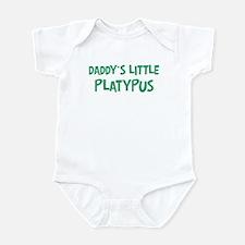 Daddys little Platypus Infant Bodysuit