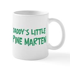 Daddys little Pine Marten Mug