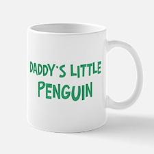 Daddys little Penguin Mug