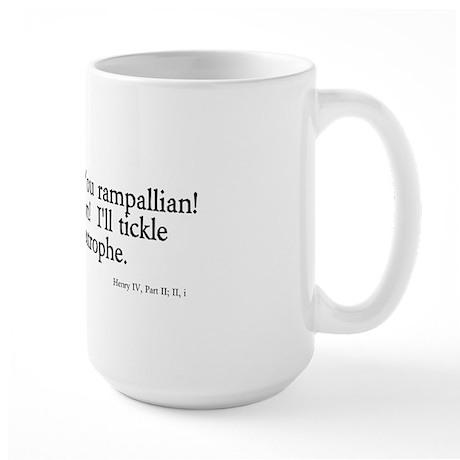 you scullion Large Mug