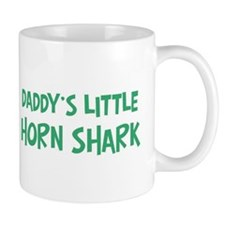 Daddys little Horn Shark Mug