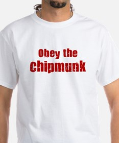 Obey the Chipmunk Shirt