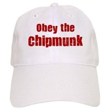 Obey the Chipmunk Baseball Cap